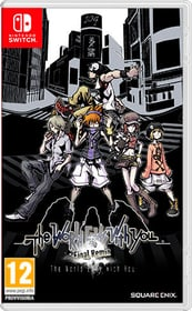 NSW - The World Ends With You - Final Remix (F) Box 785300138216 Photo no. 1