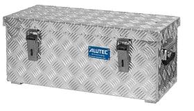 box en aluminium R37 Alu tôle gaufrée 3mm
