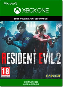 Xbox One - Resident Evil 2 Download (ESD) 785300141855 N. figura 1