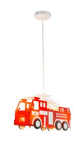 Suspension vehicule de pompiers