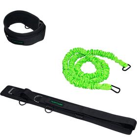 Bewegungstrainer Set mittel grün Tube Tunturi 463061900000 Bild-Nr. 1