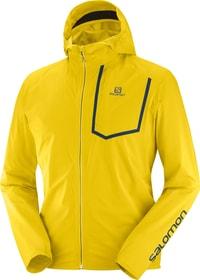Bonatti Pro WP Jacket Herren-Laufjacke Salomon 470437300550 Grösse L Farbe gelb Bild-Nr. 1