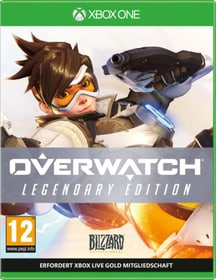 Xbox One - Overwatch - Legendary Edition (D) Box 785300137422 Photo no. 1