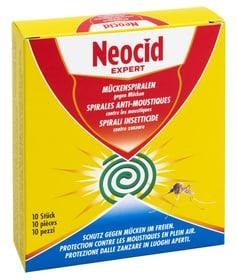 Spirali antizanzare, 10 pezzi Neocid 658423900000 N. figura 1