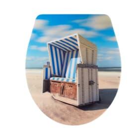Siège WC Nancy Beach Chair Slow Motion