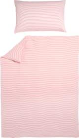 RAFI Garnitura da letto jersey 451295214429 Colore Albicocca Dimensioni L: 160.0 cm x A: 210.0 cm N. figura 1