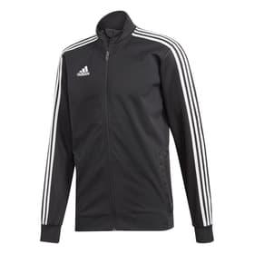 TIRO19 TR JKT Herren-Trainings-Jacke Adidas 498297400320 Grösse S Farbe schwarz Bild-Nr. 1