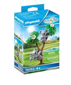 70352 2 Koalas mit Baby PLAYMOBIL® 748036100000 Bild Nr. 1