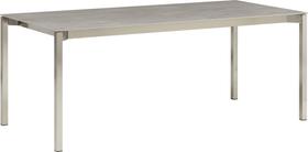 MALO Table au jardin 408013018001 Dimensions L: 180.0 cm x P: 90.0 cm x H: 75.0 cm Couleur KEON Photo no. 1