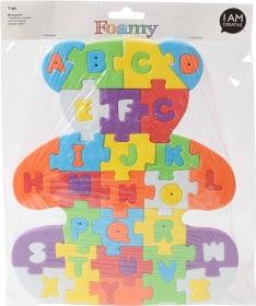 FOAMY, ABC Puzzle BÄR 666782900000 Bild Nr. 1