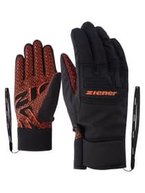 GARIM AS® Skihandschuhe Ziener 464421208534 Grösse 8.5 Farbe orange Bild-Nr. 1