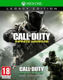 Xbox One - Call of Duty 13: Infinite Warfare (Legacy Editinkl. MW1) Box 785300121095 Photo no. 1