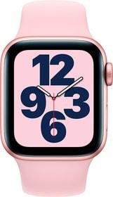 Watch SE GPS 40mm Gold Aluminium Pink Sand Sport Band Smartwatch Apple 785300155476 Bild Nr. 1