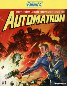 PC - Fallout 4 - Automatron Download (ESD) 785300133795 Photo no. 1