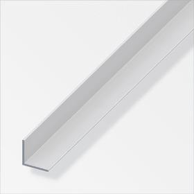 Winkel-Profil gleichschenklig 1 x 15 x 15 mm silberfarben 2 m alfer 605022900000 Bild Nr. 1
