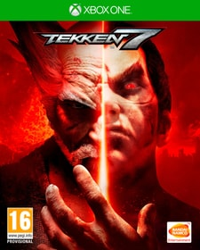 Xbox One - Tekken 7 - Standard Edition Box 785300121884 N. figura 1