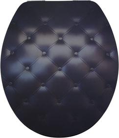 Lyon Black Sofa WC-Sitz diaqua 675045000000 Bild Nr. 1