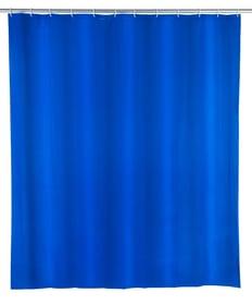 Rideau de douche Uni bleu nuit, PEVA WENKO 674004900000 Couleur Bleu Taille 120 x 200 cm Photo no. 1