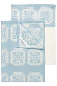 Linge de cuisine Cucina & Tavola 700364100030 Couleur Bleu Dimensions L: 50.0 cm x H: 70.0 cm Photo no. 1