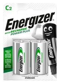 Power Plus C 2500mAh (2Stk.) Akku Batterie Energizer 704732400000 Bild Nr. 1