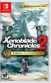 Switch - Xenoblade Chronicles 2: Torna - The Golden Country (D) Box 785300138153 Photo no. 1