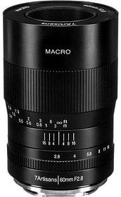 60mm F2.8 Makro Sony E Obiettivo 7Artisans 785300160167 N. figura 1