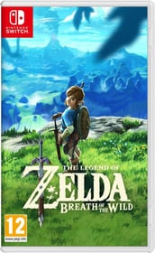 Switch - The Legend of Zelda: Breath of the Wild Box Nintendo 785300121689 Langue Allemand Plate-forme Nintendo Switch Photo no. 1