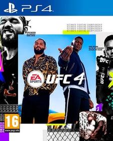 PS4 - UFC 4 Standard Edition Box 785300154570 Photo no. 1