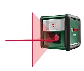 QUIGO III Laser lignes en croix Bosch 616669400000 Photo no. 1