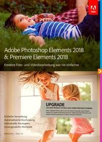 PC/Mac - Photoshop Elements 2018 & Premiere Elements 2018 Upgrade (D) Fisico (Box) Adobe 785300130204 N. figura 1