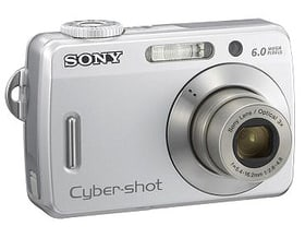 L-SONY DSC-S500 Sony 79325760000006 Photo n°. 1