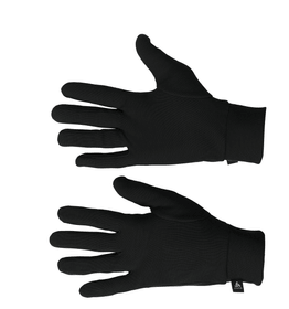 Warm Handschuhe Odlo 497006300320 Grösse S Farbe schwarz Bild-Nr. 1