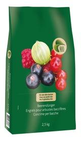 Engrais pour arbustes bacciféres, 2.5 kg Migros-Bio Garden 658307900000 Photo no. 1