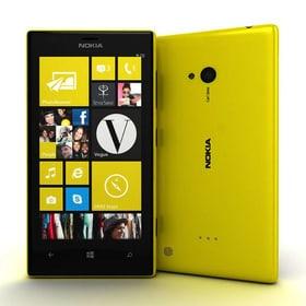 NOKIA LUMIA 720 jaune Nokia 95110003521613 Photo n°. 1