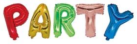 PARTY Folienballon 440813000000 Bild Nr. 1