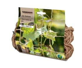 Windhager Rete in iuta per piante 180 x 250 cm Puntelli per pianti Windhager 631523000000 N. figura 1