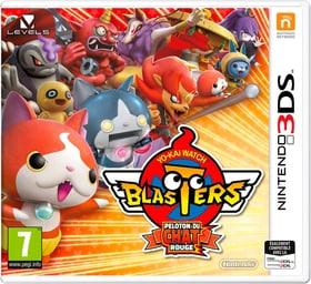 3DS - Yo-Kai Watch Blasters - Peloton du Chat Rouge (F) Box 785300137867 Photo no. 1