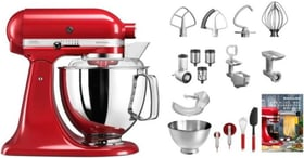 Jubi-Set KSM200 Swiss Edition Robot pâtissier multifonction Kitchen Aid 718007700000 Photo no. 1