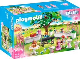 Playmobil City Life Hochzeitsparty 9228
