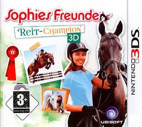 3DS - Reit-Champion 3D Box 785300129014 Photo no. 1