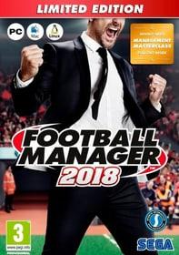 PC - Football Manager 2018 Limited Edition F Box 785300130180 Bild Nr. 1