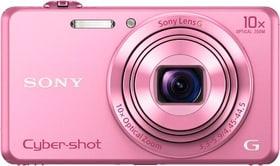 DSC-WX220 Cybershot pink Appareil photo compact Sony 785300123841 Photo no. 1