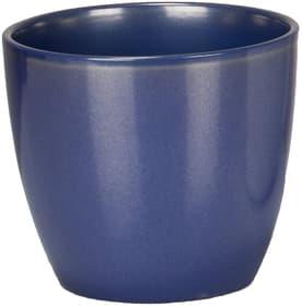 Cache-pot Scheurich 657555200014 Taille ø: 14.0 cm x H: 12.0 cm Couleur Bleu Photo no. 1
