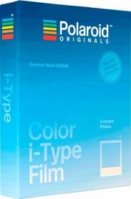 Polaroid Originals Color Film i-Type Summer Blues Film Polaroid 785300147162 Photo no. 1