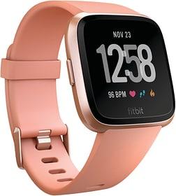 Versa -  Peach / Rose Gold Aluminum Smartwatch Fitbit 798432900000 Photo no. 1