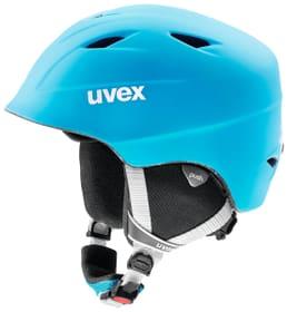 airwing 2 pro Casque de sports d'hiver Uvex 461829950240 Couleur bleu Taille 48-52 Photo no. 1