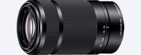 55-210mm / 4.5-6.3 OSS SEL-55210 Zoom-Objektiv Schwarz (SEL55210B.AE)