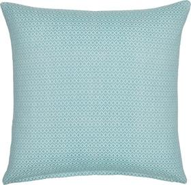 JULIANA Fodera per cuscino decorativo 450725840141 Colore Azzurro Dimensioni L: 45.0 cm x A: 45.0 cm N. figura 1