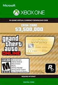 Xbox One - Grand Theft Auto V: Whale Shak Card Download (ESD) 785300135619 Photo no. 1