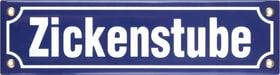 Panneau en émail Zickenstube 605075300000 Photo no. 1